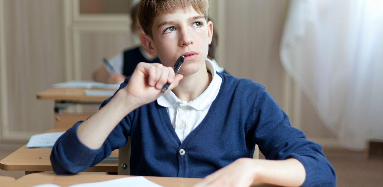 Путин поручил сократить количество контрольных работ в школах