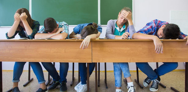 Раннее начало пар негативно сказывается на успеваемости студентов