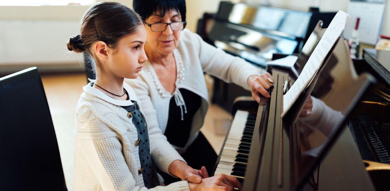 Подборка курсов для учителей музыки