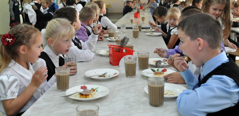Путин призвал допустить родителей к контролю за питанием в школах