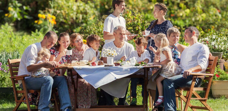 В России предложили учредить День многодетной семьи