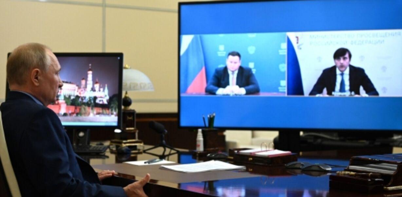 Минпросвещения России увеличит темпы капитального ремонта школ