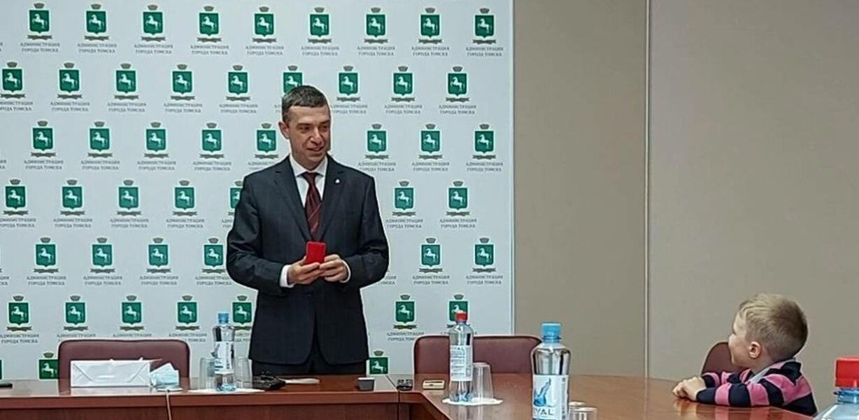 Пятилетний шахматист из Томска получил юношеский разряд