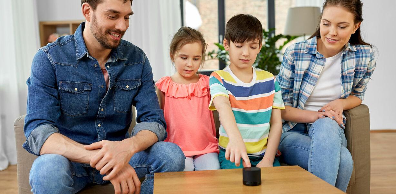 Дети воспринимают голосовых помощников как живых существ