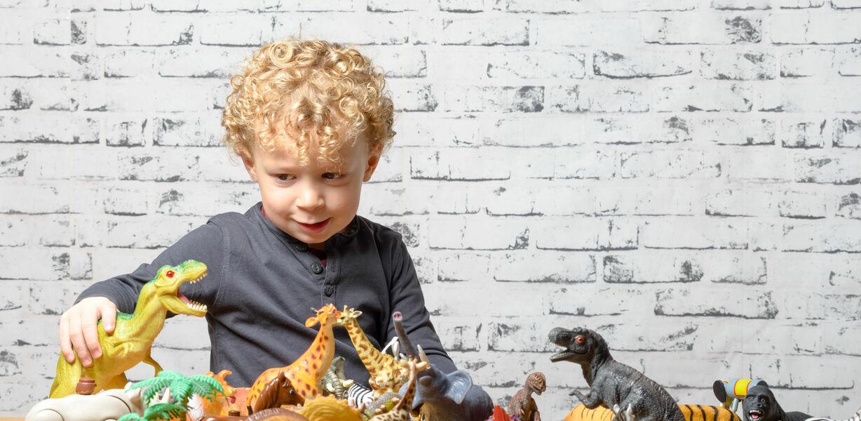 Почему дети так любят динозавров
