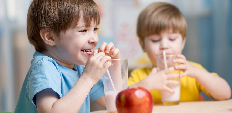 Правительство РФ проработает вопрос обеспечения детей молоком в школах