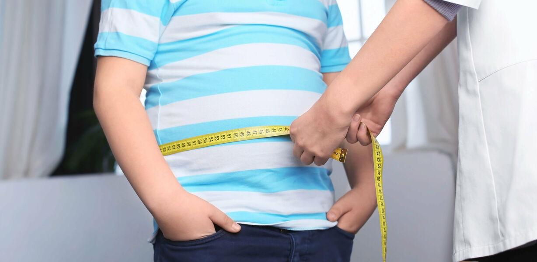 Каждый пятый ребенок в России имеет лишний вес