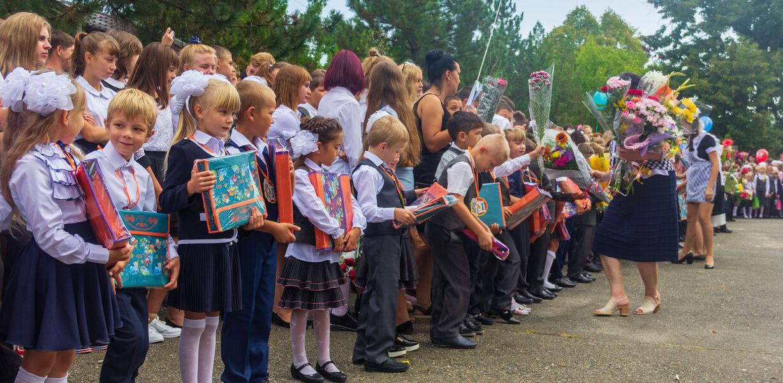 Ростовская школа набрала 19 первых классов