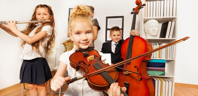 Между способностями в математике и достижениями в музыке есть связь